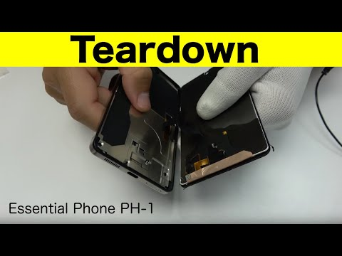 Essential Phone PH 1 Teardown & Review
