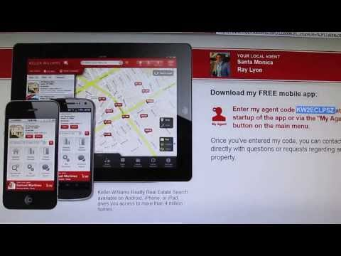 Ray Lyon Realty Property Search App- Best Way to Search For Listings (Smart Phone, Ipad, Tablet)