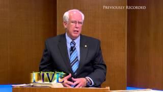 Church Discipline - GBNLIVE045 6/18/15