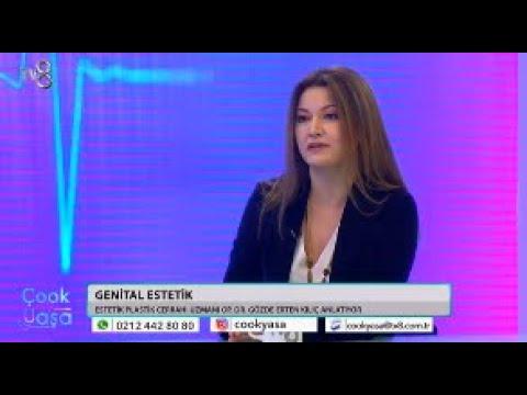 GENİTAL ESTETİK | TV8 ÇOOK YAŞA | OP. DR. GÖZDE ERTEN KILIÇ