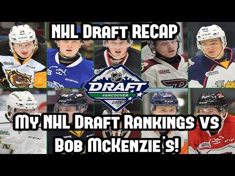 Check out my draft review video!