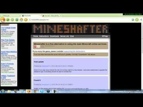 วิธีใส่สกิน Minecraft ใน Multiplayer