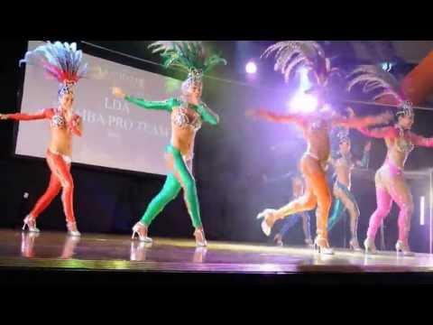 SIBF2013 LDA Samba Pro Team in Sydney