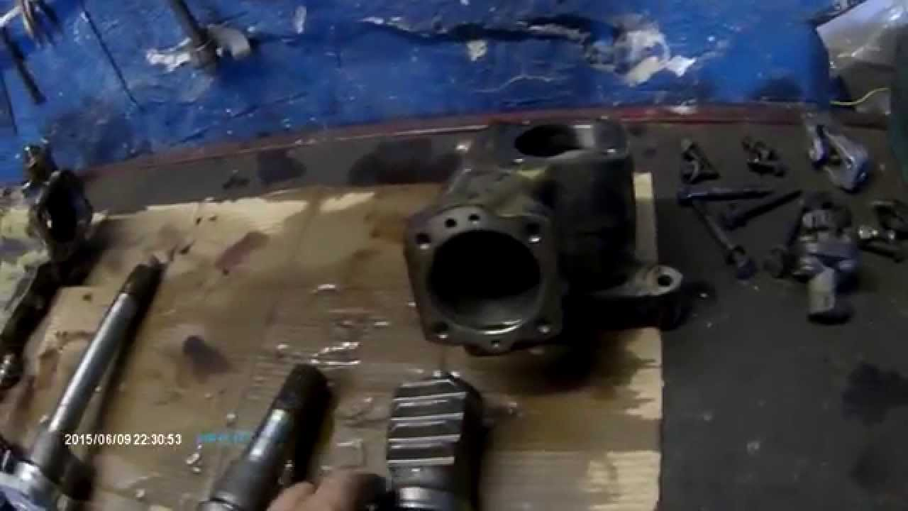 схема установки гур на 402 мотор