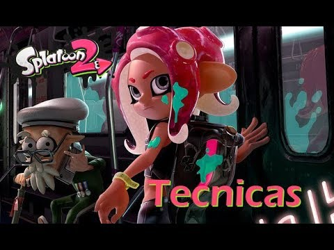 Splatoon 2: Tecnicas Secretas