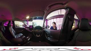 Toyota Corolla Altis Virtual Tour