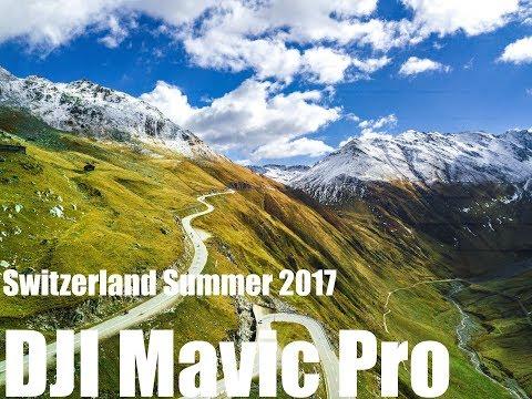 Switzerland in 4K 2017 (DJI MAVIC PRO)