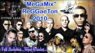 MeGaMix ReGGaeTon 2010 - 2011 - 2012 - Full Bailables...Temas ActuaLes...Āήтнøήỵ ♫♪