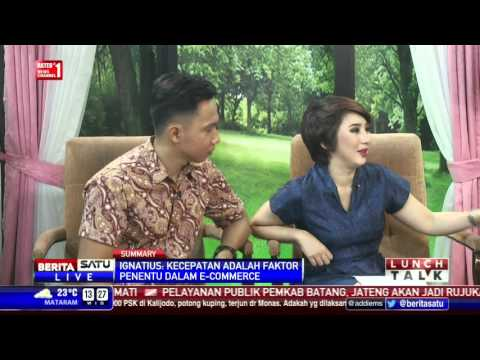 Lunch Talk: Indonesia VS e-Commerce Asing #3