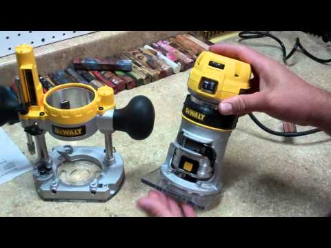 Dewalt dwp611pk router full review top router tables some additional features greentooth Gallery