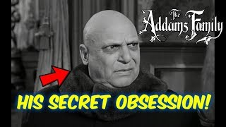 Jackie Coogan's (Uncle Fester) Secret Obsession You Probably Did NOT Know About!--Addams Family