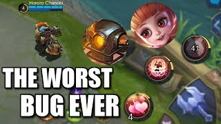 WORST BUG EVER WITH JAWHEAD AND ANGELA