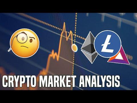 Crypto Market Analysis | LINK, ETH, LTC & more!