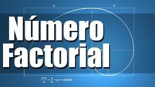 Número Factorial Ejemplos y Ejercicios