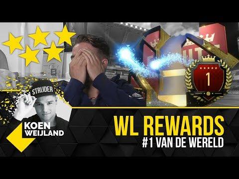MIJN #1 VD WERELD REWARDS!!!
