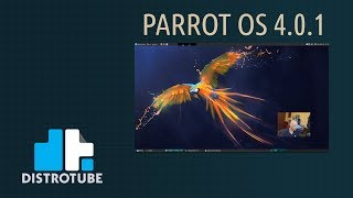 Parrot Security and Parrot Studio 4.0.1 First Look