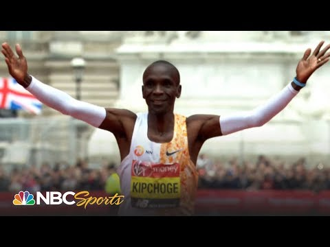 London Marathon 2019 Men's Elite: Eliud Kipchoge wins with second-fastest time ever | NBC Sports