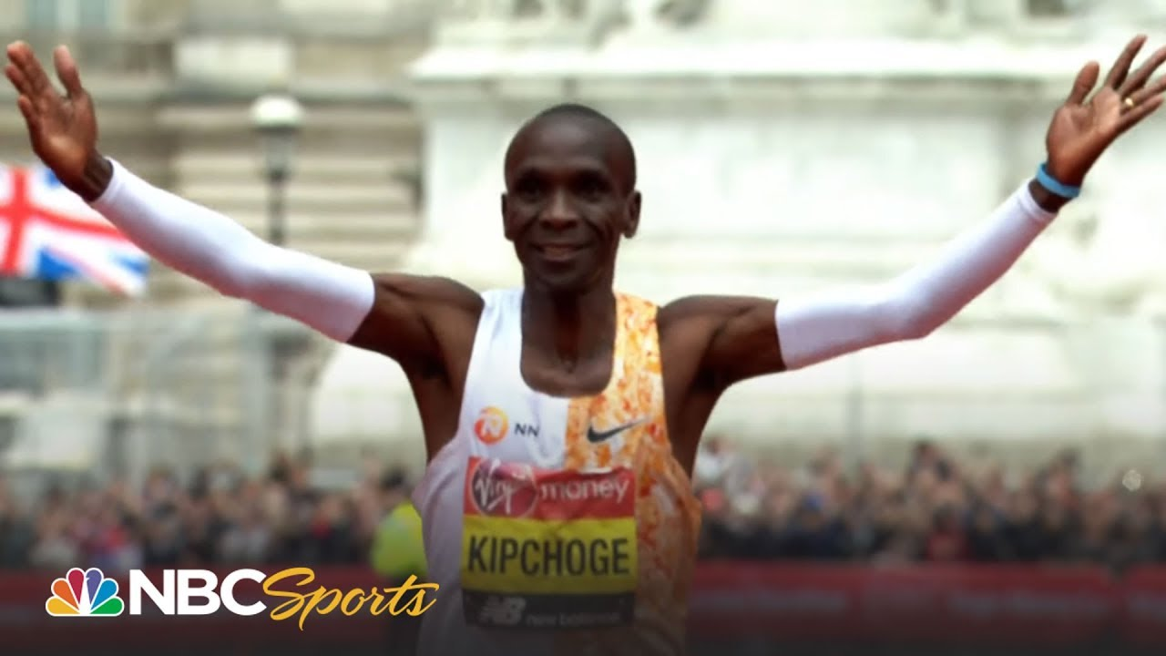 London Marathon 2019 Men's Elite: Eliud Kipchoge wins with second-fastest time ever | NBC Sports