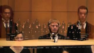 cwu chamber choir daniel schreiner fear not