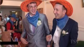Мушкетерский свадебный выкуп