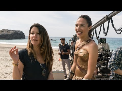 Behind The Scenes On Wonder Woman (2017) +...