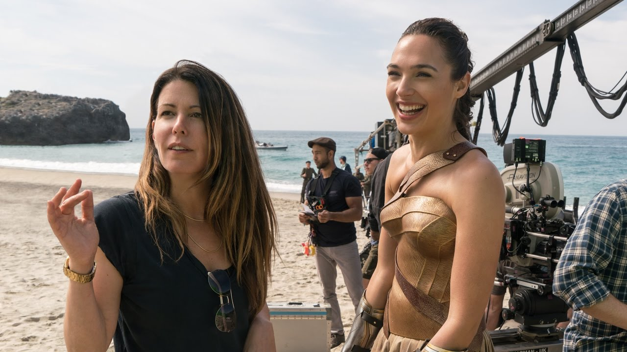 Download Behind The Scenes On WONDER WOMAN