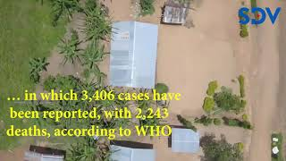 5 people have died of Ebola virus in DRC even when the country is fighting COVID-19 pandemic