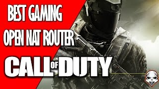 BEST GAMING ROUTER 2016 2017 OPEN NAT EVERYTIME MULTIPLE CONSOLES