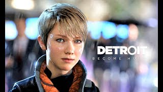 "DETROIT BECOME HUMAN - ""KARA"" Game Movie"