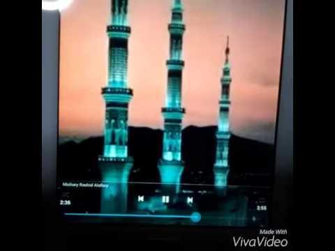 Azan MP3 By Mishary