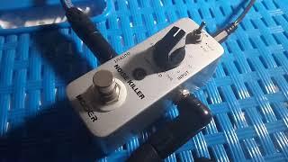 mooer noise killer (sound sample )