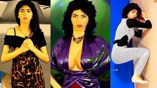 NASIM SABS AGHDAM VIDEO COMPILATION 2 YouTube HQ shooting suspect (Bizarre + Weird) CRINGE