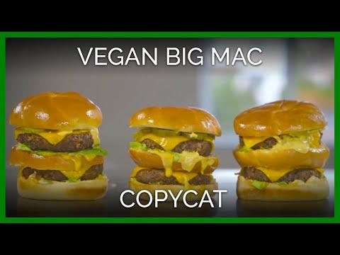Die beste Low Carb Big Mac Rolle