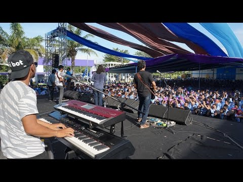 Letto - Live at Yamaha Musical Products Indonesia 04 Mei 2016