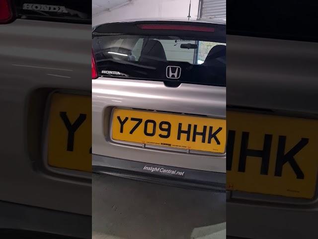 Mk1 Honda Insight