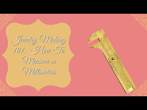 Jewelry Making How To Measure In Millimeters