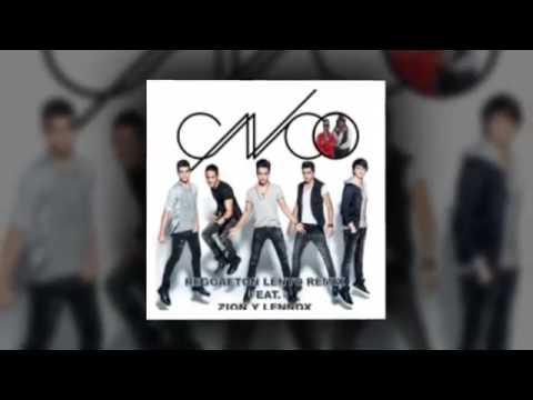 CNCO - Reggaeton Lento (Bailamos) (Remix) feat. Zion Y Lennox (Audio Oficial)