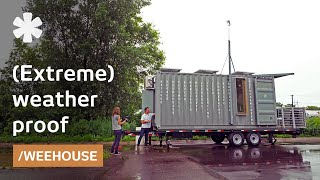 Mn Tiny Home Pioneer Turns Containers Into Airtight Wee Homes