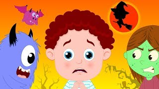Halloween is Back | Schoolies Cartoon For Children | Halloween Videos for Children by Kids Channel