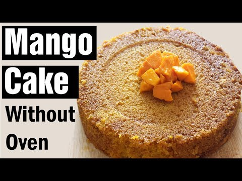 mango-cake-recipe-without-oven-|-no-colour-no-essence-|-only-pulp-|-how-to-make-mango-cake-at-home