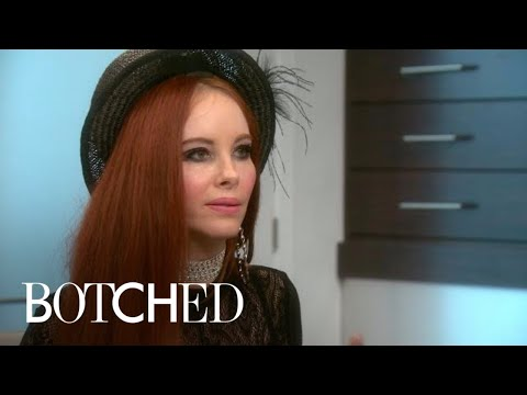 Botched  Phoebe Has Particles of Bone Falling Out of Her Nose?!  E!