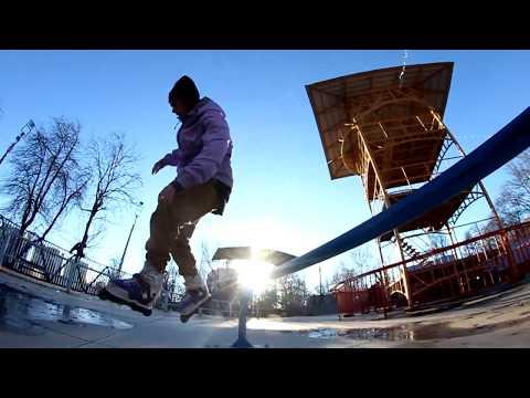 Aggressive inline skating - Belgorod