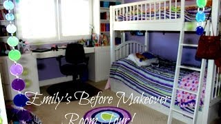 Emily's Before Makeover Room Tour! Thumbnail
