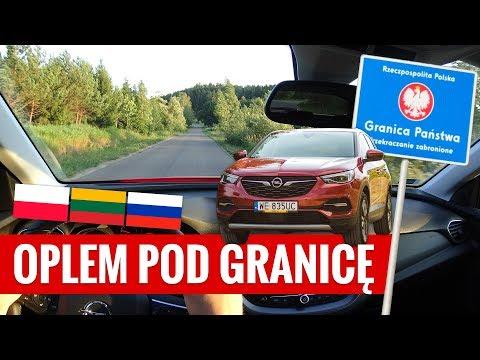 Moto Podróż Na Trójstyk Granic Polski, Litwy I Rosji