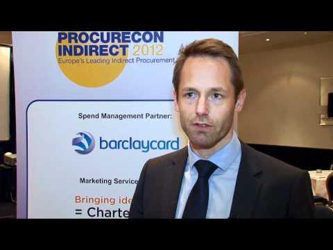 Mikkel Larsen, Procurement, Rolls Royce PLC
