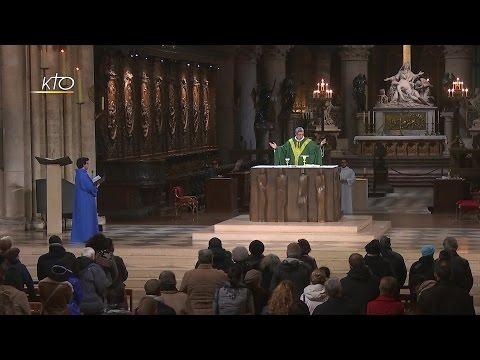 Messe du 27 janvier 2017