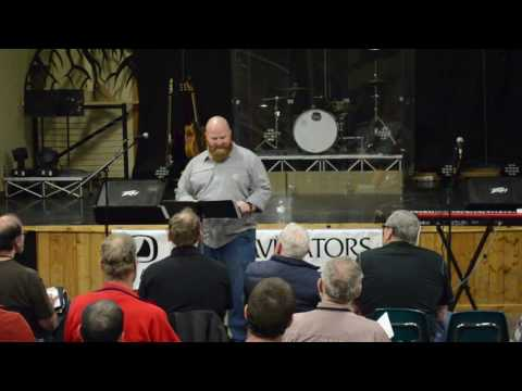 2017 MEN'S DISCIPLESHIP CONFERENCE - Saturday Night Session