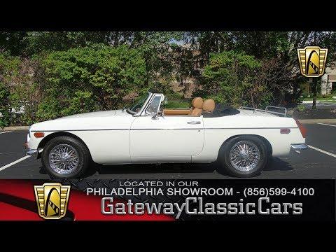 1973 MG MGB, Gateway Classic Cars Philadelphia - #142