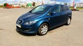 2007 Seat Toledo. Start Up, Engine, and In Depth Tour.