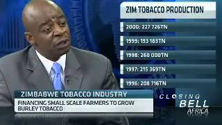 Zimbabwe Tobacco Industry with Adam Molai